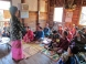 Sharing ideas on how to have a peaceful family at the Family Talk training