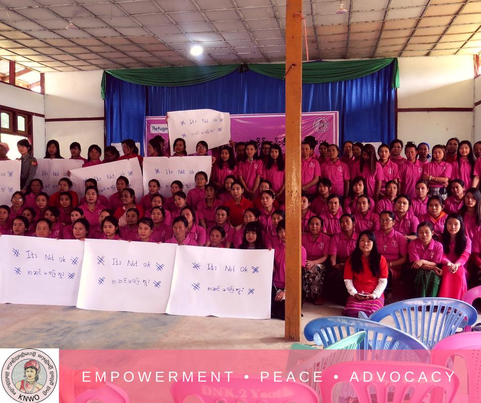 Karenni National Women's Organization-7